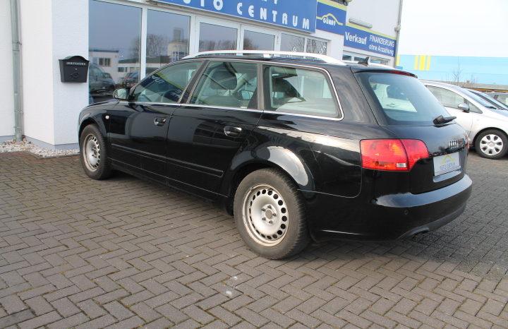 Audi A4 Avant 2,0L TDI-3 full